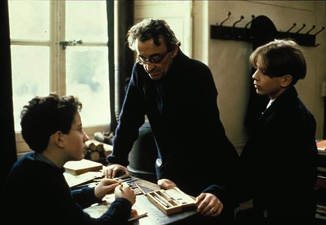 Louis Malle, Raphael Fejtö, and Gaspard Manesse in Au Revoir Les Enfants (1987)