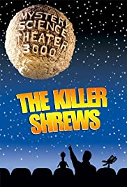 The Killer Shrews Poster