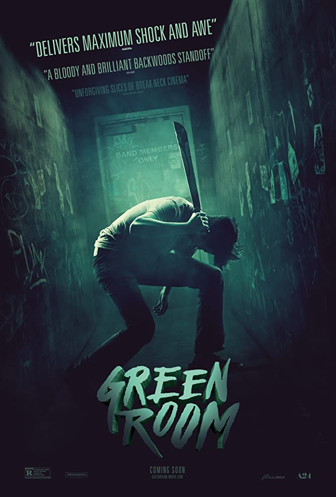 Green Room Locandina del film