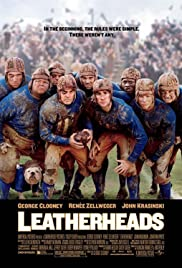 Leatherheads (2008) Poster - Movie Forum, Cast, Reviews