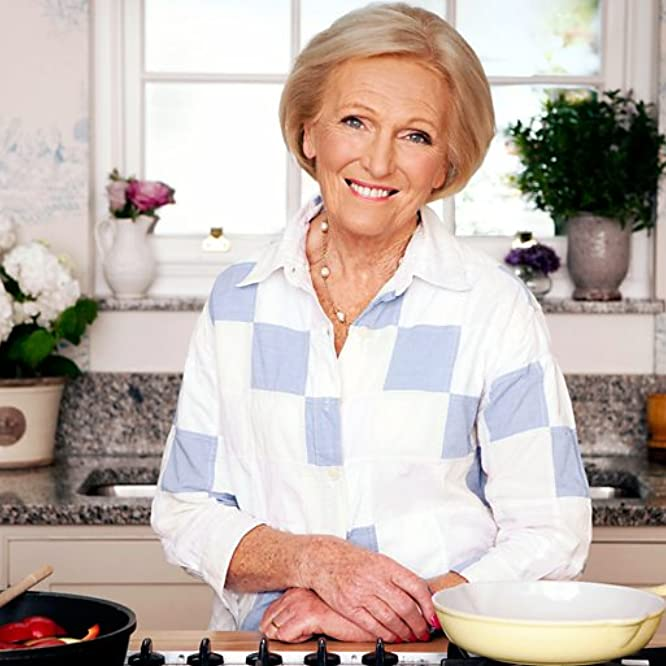 Mary Berry in Mary Berry's Absolute Favourites (2015)