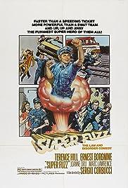 Super Fuzz(1980) Poster - Movie Forum, Cast, Reviews