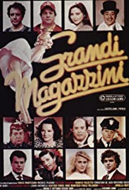 Grandi magazzini Poster