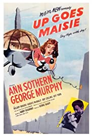 Up Goes Maisie (1946) Poster - Movie Forum, Cast, Reviews