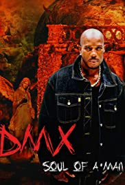DMX: Soul of a Man Poster