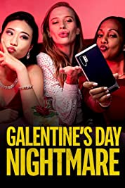 Galentine's Day Nightmare (2021) poster
