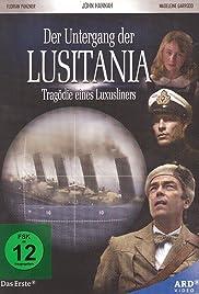 Sinking of the Lusitania: Terror at Sea Poster