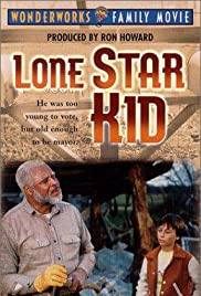 The Lone Star Kid Poster