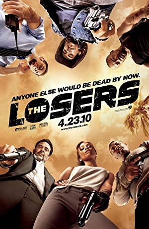 The Losers (2010) Download on Vidmate