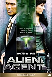 Alien Agent (2007) Poster - Movie Forum, Cast, Reviews