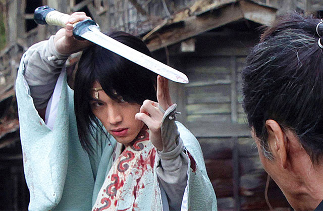 Blade of the Immortal [Mugen no jûnin ] (2017)