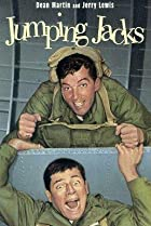 Jumping Jacks (1952) Poster