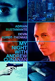 My Night with Andrew Cunanan Poster
