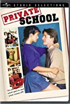 Private School (1983) Poster