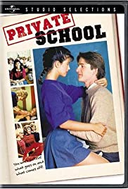 Private School Poster