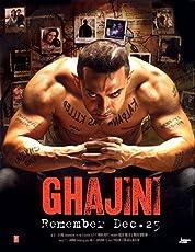 Ghajini poster