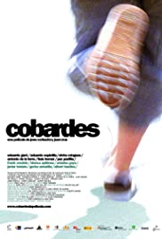Cobardes Poster