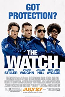 Poster The Watch - Nachbarn der 3. Art