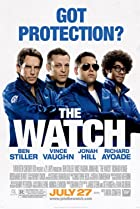 The Watch (2012) Poster