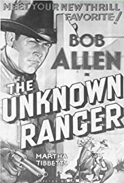 The Unknown Ranger Poster