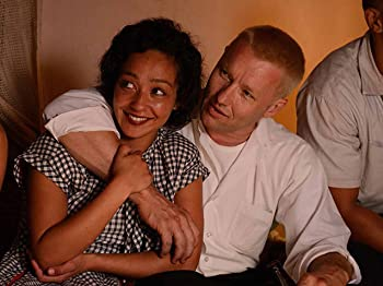 Joel Edgerton and Ruth Negga in Loving (2016)