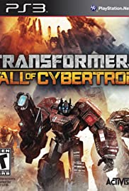 Transformers: Fall of Cybertron (2012) Poster - Movie Forum, Cast, Reviews