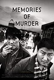 Memories of Murder (2003) Poster - Movie Forum, Cast, Reviews