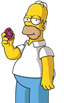 Image of Homer Simpson