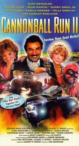 Los locos del Cannonball 2 (1984)