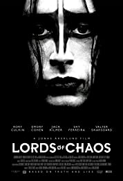 Lords of Chaos (2019) poster