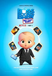 The Boss Baby: Get That Baby! (2020) poster