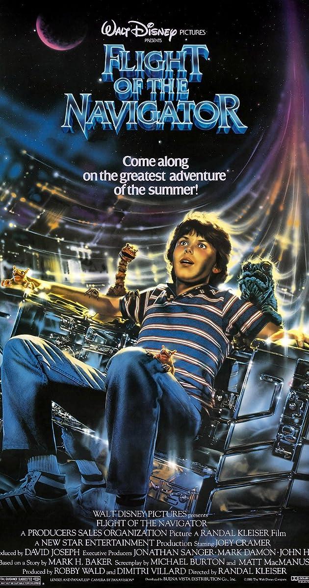 Flight of the Navigator (1986) Bluray 720p 1080p