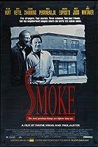 Smoke (1995) Poster