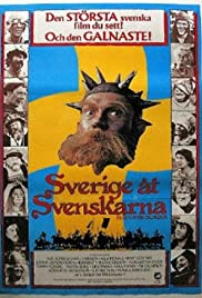 Sverige åt svenskarna (1980) Poster - Movie Forum, Cast, Reviews