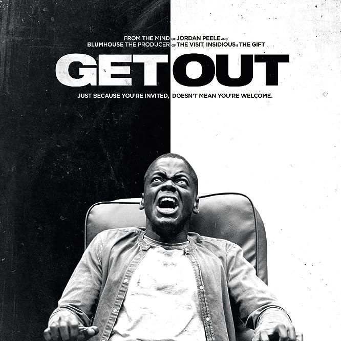 Daniel Kaluuya en Get Out (2017)