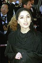 Image of Samira Makhmalbaf