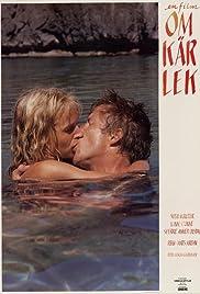 En film om kärlek Poster
