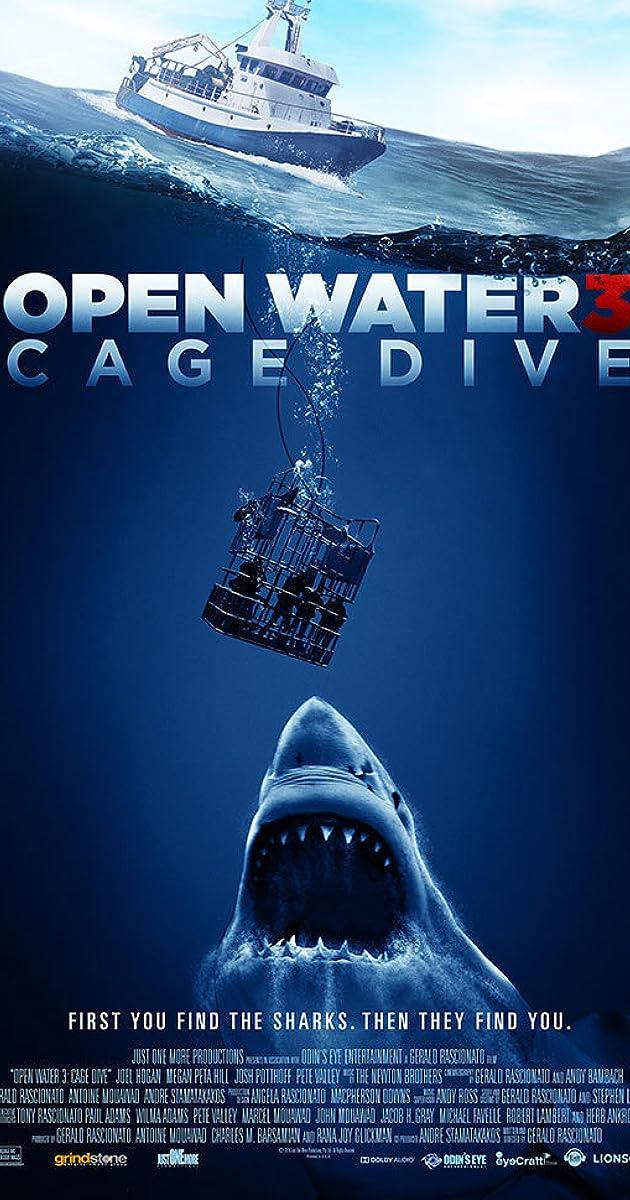 Tarp ryklių / Open Water 3: Cage Dive (2017) Online