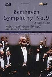 Beethoven: Symphony No. 9 Op. 125 Poster