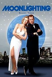 Moonlighting (Pilot) Poster