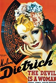 The Devil Is a Woman (1935) Poster - Movie Forum, Cast, Reviews