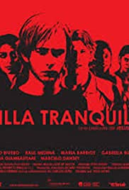 Villa tranquila Poster