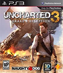 Poster Uncharted 3: Drake's Deception