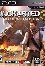 Uncharted 3: Drake's Deception Poster