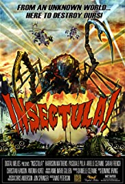 Insectula! (2015) Poster - Movie Forum, Cast, Reviews