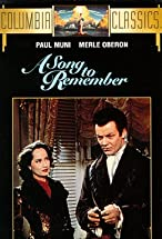 Primary image for A Song to Remember