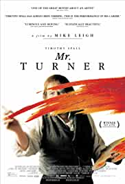 Mr. Turner film poster