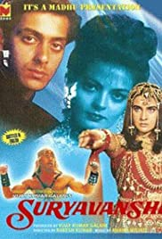 Suryavanshi (1992) Poster - Movie Forum, Cast, Reviews