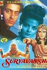 Suryavanshi Poster