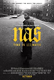 Nas: Time Is Illmatic (2014) Poster - Movie Forum, Cast, Reviews